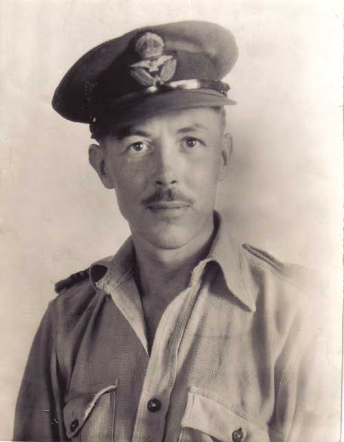 Flt/Lt George Gregory, 95 Squadron